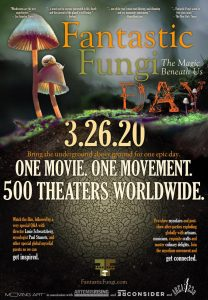 Fantastic Fungi Day at the Parkway Theater @ Parkway Theater
