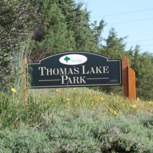 MMS Meeting Outdoors @ Thomas Lake Park